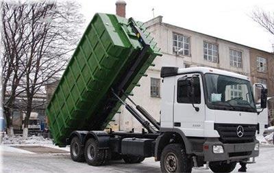 вивіз будівельного сміття тернопіль